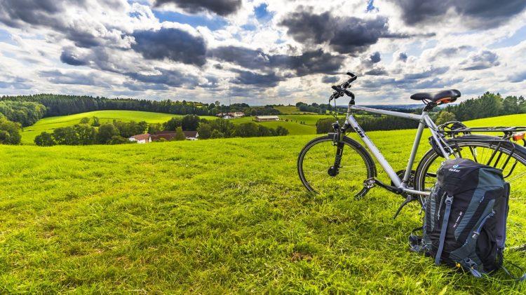 Vélo, randonnée, canal de Bourgogne, loisirs